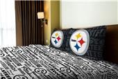 Northwest NFL Steelers Anthem Full Sheet Set