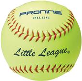 "Pro Nine 12"" Youth Tacky Fastpitch Softball (DZ)"