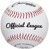Champion Sports Syntex Raised Seam Baseballs (dz.)