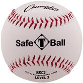 Champion Sports Lvl3 Soft Compression Baseballs-dz