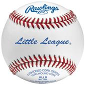 Rawlings Youth RLLB Little League Baseballs