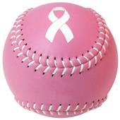 "Baden Dig Pink Breast Cancer 12"" Softballs (DZ)"