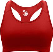 Badger Sport Ladies Girls Sports Bra Top