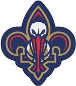 Fan Mats NBA New Orleans Pelicans Mascot Mat