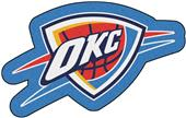 Fan Mats NBA Oklahoma City Thunder Mascot Mat