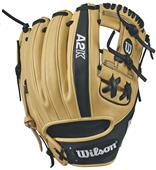 """Wilson A2K 1786 Infield 11.5"""" Baseball Glove"""