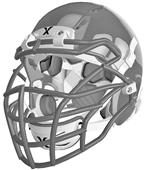 Xenith Epic Youth Football Helmet Pursuit Facemask