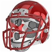 Xenith Epic Youth Football Helmet Pride Facemask