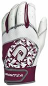 DeMarini Shatter Baseball Batting Gloves (pair)
