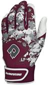 DeMarini Digi Camo Baseball Batting Gloves (pair)