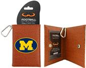 Michigan Wolverines Classic Football ID Holder