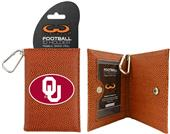 Oklahoma Sooners Classic Football ID Holder