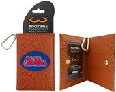 Ole Miss Rebels Classic Football ID Holder