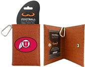 Utah Utes Classic Football ID Holder
