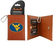 W Virginia Mountaineers Classic Football ID Holder