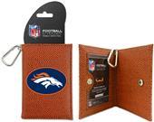 Denver Broncos Classic NFL Football ID Holder