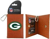 Green Bay Packers Classic NFL Football ID Holder