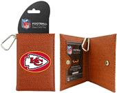 Kansas City Chiefs Classic NFL Football ID Holder