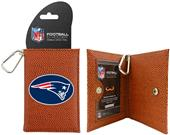 New England Patriot Classic NFL Football ID Holder