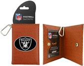 Oakland Raiders Classic NFL Football ID Holder