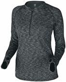 DeMarini Women's Fleece 1/4 Zip Shirt