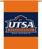"College Texas San Antonio 2-Sided 28""x40"" Banner"