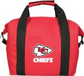 NFL Kansas City Chiefs 12 Pack Soft-Sided Cooler