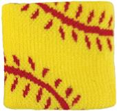 Red Lion Playball Wristbands PAIR