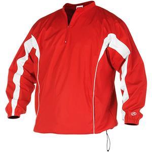 E11933 Rawlings U0026quot;Teamu0026quot; Pullover Baseball Jackets