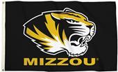 Collegiate Missouri Logo 3'x5' Flag w/Grommets