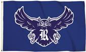 Collegiate Rice 3'x5' Flag w/Grommets