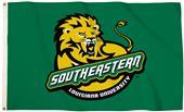 Collegiate SE Louisianna 3'x5' Flag w/Grommets