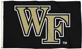 Collegiate Wake Forest Logo 3'x5' Flag w/Grommets