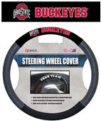 Collegiate Ohio State Buckeye Steering Wheel Cover
