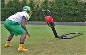 Fisher Football Combat Sled with Base