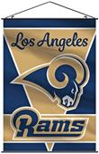 "BSI NFL Los Angeles Rams 28"" x 40"" Wall Banner"