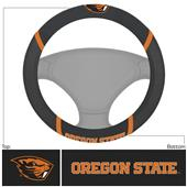Fan Mats Oregon State Steering Wheel Cover