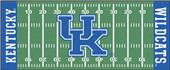 Fan Mats NCAA Kentucky Football Field Runner