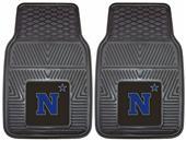 Fan Mats U.S. Naval Academy Vinyl Car Mat (set)