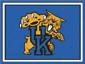 Fan Mats NCAA University of Kentucky 8'x10' Rug