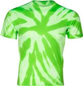 Dyenomite Apparel Performance Poly Tie Dye Tee
