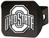 Fan Mats NCAA Ohio State University Hitch Cover