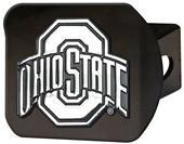 Fan Mats NCAA Ohio State University Hitch Cover