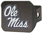 Fan Mats NCAA Ole Miss Hitch Cover