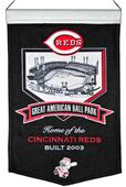 Winning Streak MLB Great American Ballpark Banner