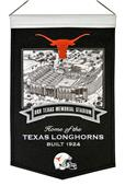 Winning Streak NCAA Texas Memorial Stadium Banner
