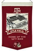 Winning Streak NCAA Kyle Field Stadium Banner