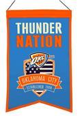 Winning Streak NBA Thunder Nations Banner