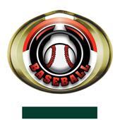 Hasty Award Halo Baseball Epic Insert Medal