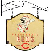Winning Streak MLB Reds Vintage Tavern Sign
